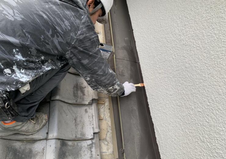 塗装防水工事